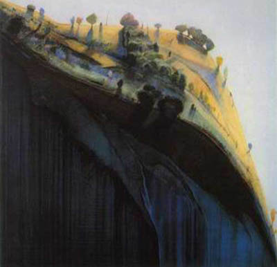 WTH0003 - Thiebaud Painting