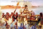 Alma-Tadema,  AML0001 Alma-Tadema Reproduction Art Oil Painting