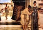 Alma-Tadema,  AML0008 Alma-Tadema Reproduction Art Oil Painting