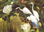 Oil Painting of Birds for Sale