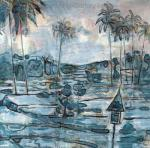 Arie Smit Bali Painting