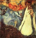 Chagall, CHA0002 Marc Chagall Reproduction Art Oil Painting