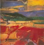 Diebenkorn, DIE0016 Richard Diebenkorn Painting Reproduction