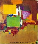 Hofmann, HOF0002 Hans Hofmann Oil Painting Reproduction