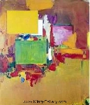Hofmann, HOF0006 Hans Hofmann Oil Painting Reproduction