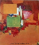 Hofmann, HOF0007 Hans Hofmann Oil Painting Reproduction