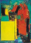 Hofmann, HOF0008 Hans Hofmann Oil Painting Reproduction