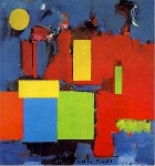 Hofmann, HOF0009 Hans Hofmann Oil Painting Reproduction
