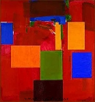 Hofmann, HOF0019 Hans Hofmann Oil Painting Reproduction