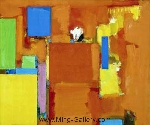 Hofmann, HOF0020 Hans Hofmann Oil Painting Reproduction