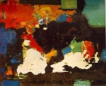 Hofmann, HOF0021 Hans Hofmann Oil Painting Reproduction