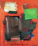 Hofmann, HOF0022 Hans Hofmann Oil Painting Reproduction