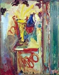 Hofmann, HOF0024 Hans Hofmann Oil Painting Reproduction