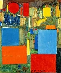 Hofmann, HOF0026 Hans Hofmann Oil Painting Reproduction