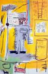 Basquiat,  JMB0008 JeanMichel Basquiat Reproduction Art Oil Painting