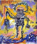 Basquiat,  JMB0009 JeanMichel Basquiat Reproduction Art Oil Painting