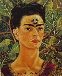 Kahlo, KAL0013 Frida Kahlo Oil Painting Reproduction