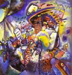 Kandinsky, KAN0052 Kandinsky Reproduction Art Painting