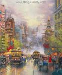 Kinkade,  KIN0008 Thomas Kinkade Painting Reproduction