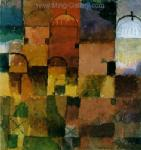 Klee, KLE0005 Paul Klee Replica Art Oil Painting