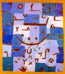 Klee, KLE0015 Paul Klee Replica Art Oil Painting