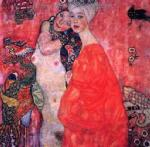 Klimt, KLI0005 Klimt Art Reproduction Painting