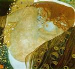 Klimt, KLI0007 Klimt Art Reproduction Painting