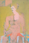 De Kooning, Koo11 Willem De Kooning Art Reproduction Painting