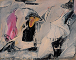De Kooning, Koo14 Willem De Kooning Art Reproduction Painting