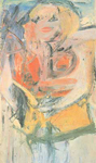 De Kooning, Koo18 Willem De Kooning Art Reproduction Painting