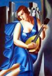 Lempicka, LEM0001 Lempicka Reproduction Art