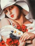 Lempicka, LEM0002 Lempicka Reproduction Art