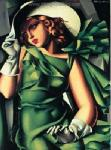 Lempicka, LEM0003 Lempicka Reproduction Art
