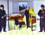 Magritte, MAG0039 Rene Magritte Surrealist Art Reproduction