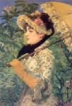 Manet, MAN0004 Manet Impressionist Painting Reproduction Art