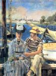 Manet, MAN0006 Manet Impressionist Painting Reproduction Art