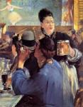 Manet, MAN0007 Manet Impressionist Painting Reproduction Art