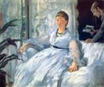 Manet, MAN0017 Manet Impressionist Painting Reproduction Art