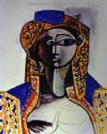 Picasso, PIC0007 Picasso Painting Art Reproduction