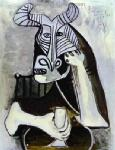 Picasso, PIC0011 Picasso Painting Art Reproduction