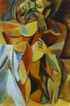 Picasso, PIC0071 Picasso Painting Art Reproduction