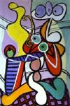 Picasso, PIC0133 Picasso Painting Art Reproduction