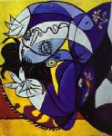 Picasso, PIC0141 Picasso Painting Art Reproduction