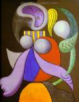 Picasso, PIC0168 Picasso Painting Art Reproduction