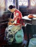 Chinese Oil Painting for Sale