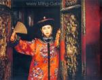 PRT0037 - OilonCanvas Painting of Oriental Lady for Sale