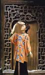 PRT0089 - OilonCanvas Painting of Oriental Lady for Sale
