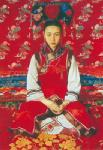 PRT0179 - OilonCanvas Painting of Oriental Lady for Sale