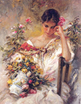 Royo, Royo10 Jose Royo Art Reproduction Painting