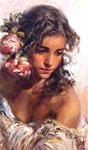 Royo, Royo11 Jose Royo Art Reproduction Painting